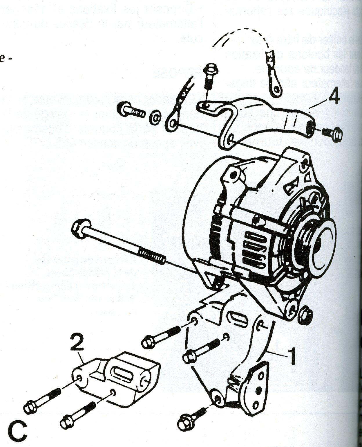 Batterie branchée à l'envers - Opel